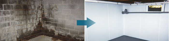 Basement Waterproofing in MA, including Cambridge, Lynn & Boston.