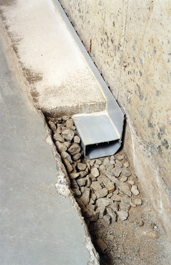 Wet Basement Waterproofing In Massachusetts Leaky