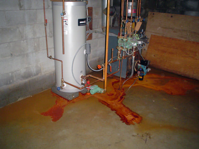 Quotes Yellow Ochre: Basement Drain Systems In Massachusetts