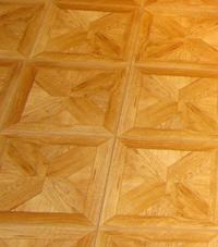 Parquet basement floor tiles Waltham, Massachusetts